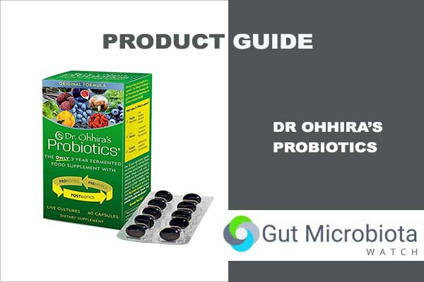 Dr. Ohhira's Probiotic Supplement