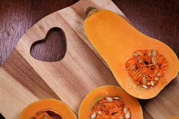 If you want to squash your hunger, butternut squash can help
