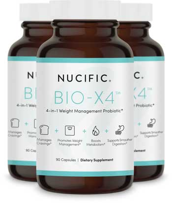 Nucific Bio X4 new bottle